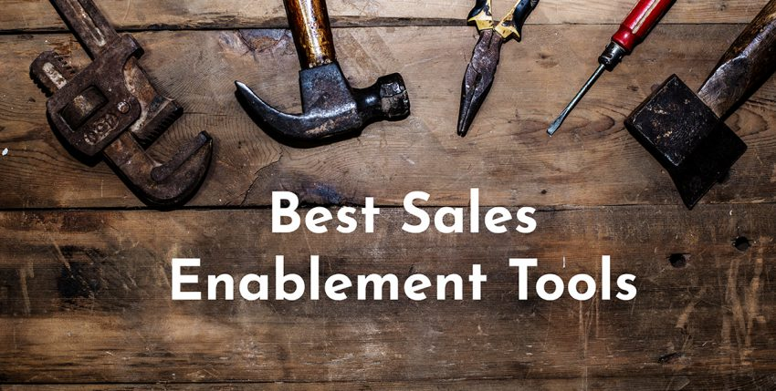 Best Sales Enablement Tools