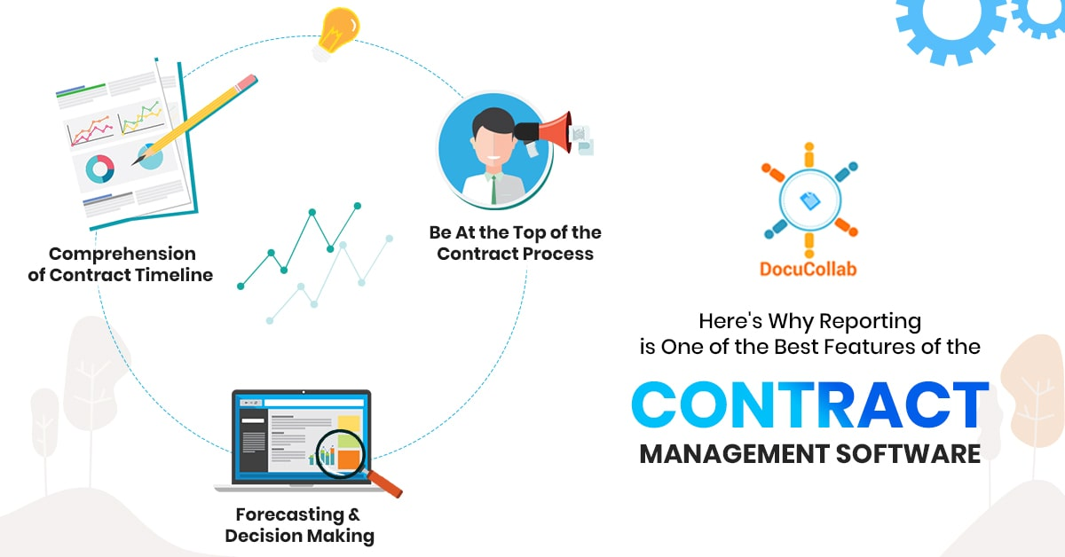 Here's Why Reporting is One of the Best Features of the Contract Management Software
