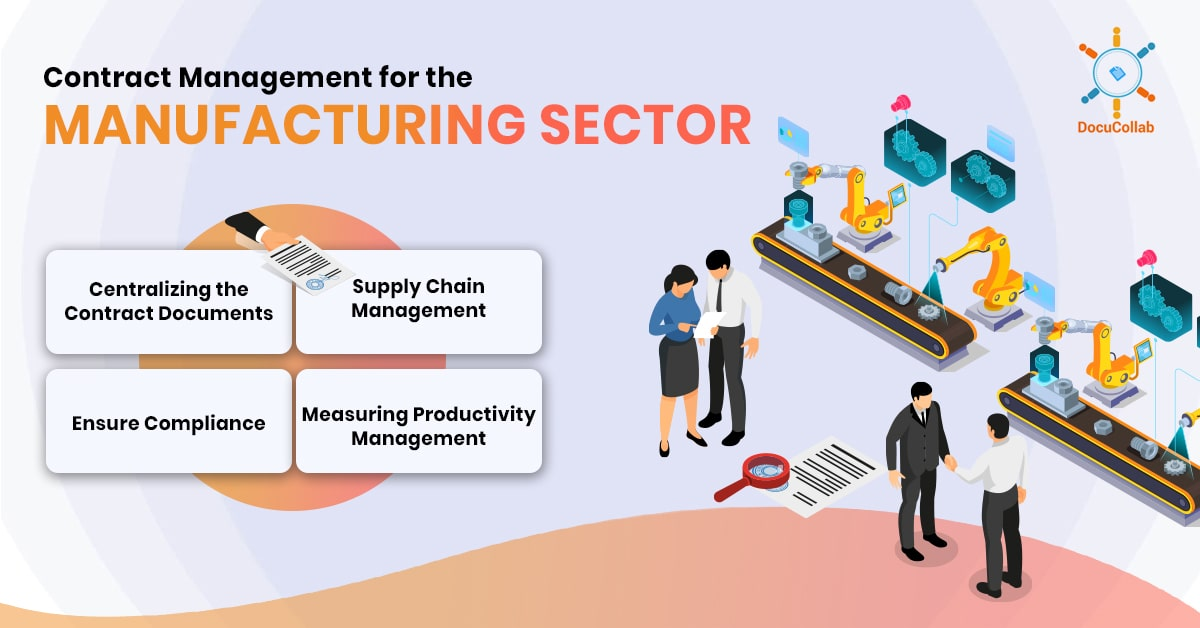 Contract Management for the Manufacturing Sector