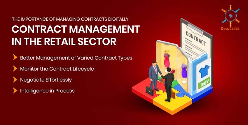 Contract Management in the Retail Sector: The Importance of Managing Contracts Digitally