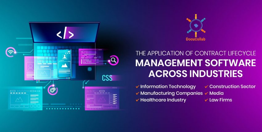 The Application of Contract Lifecycle Management Software Across Industries