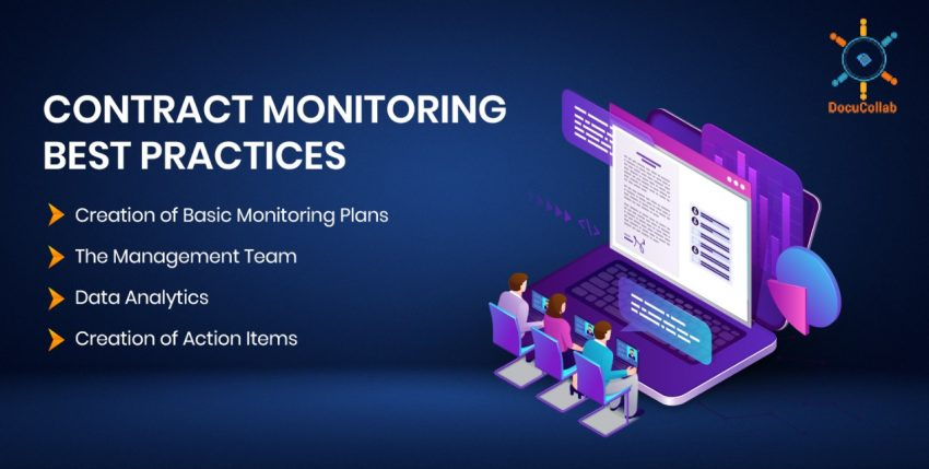 Contract Monitoring Best Practices
